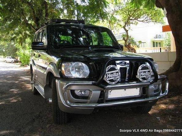 2010 scorpio vlx 4wd 4x4 with air bags abs for sale