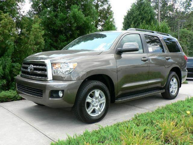 Toyota Sequoia 2010 Atlanta Mitula Cars