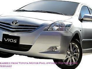 2010 toyota vios cheapest deal great features plus freebies