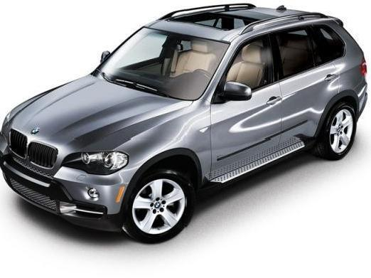 Bmw x5 third row seat price