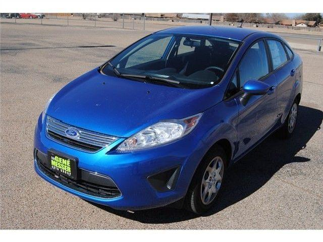 79424 Ford Fiesta Used Cars In Lubbock Mitula Cars
