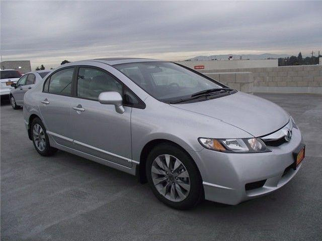 Honda Civic Sedan Van Nuys 13 2011 Honda Civic Sedan Used Cars In Van Nuys Mitula Cars