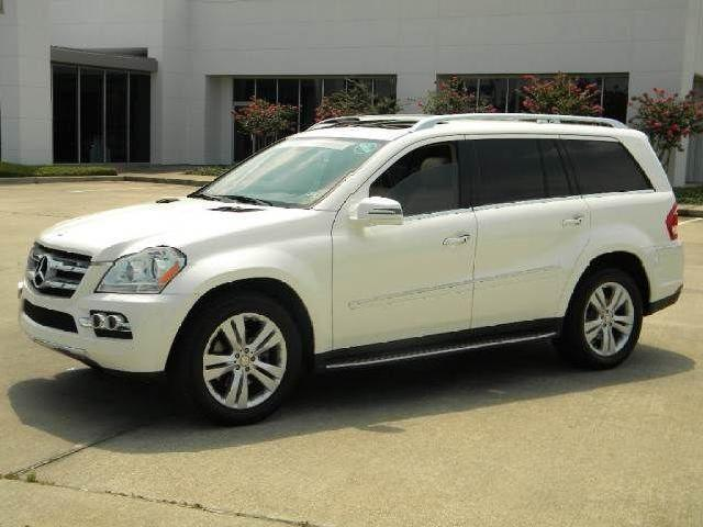 mercedes benz gl class white beaumont mitula cars. Black Bedroom Furniture Sets. Home Design Ideas