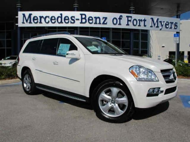 2011 mercedes benz gl class used cars in fort myers for Mercedes benz of fort myers used cars