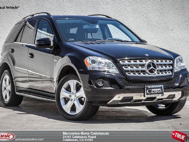 Ml350 used cars in calabasas mitula cars with pictures for 2011 mercedes benz m class ml350 4matic