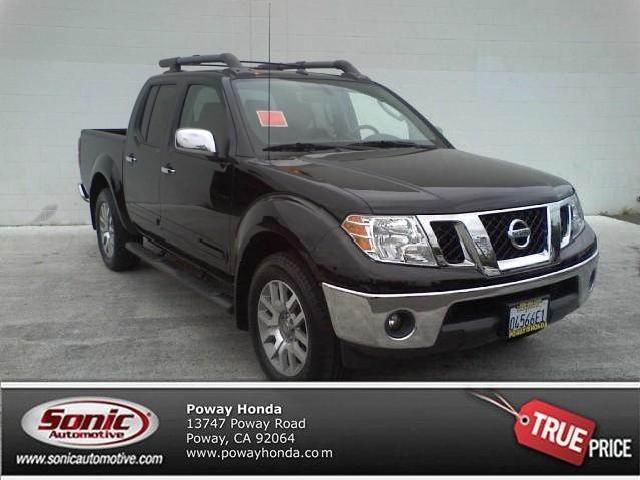 Nissan Frontier Poway - 2 2011 Nissan Frontier Used Cars in Poway ...
