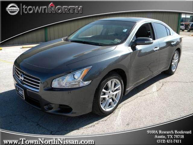 charcoal nissan maxima used cars in austin mitula cars. Black Bedroom Furniture Sets. Home Design Ideas