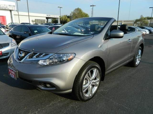 convertible nissan murano crosscabriolet texas mitula cars. Black Bedroom Furniture Sets. Home Design Ideas