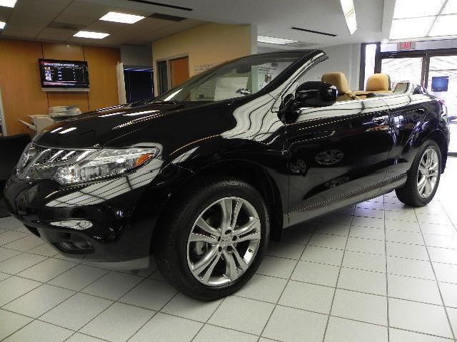 Nissan Murano Crosscabriolet In Texas Used Convertible Nissan