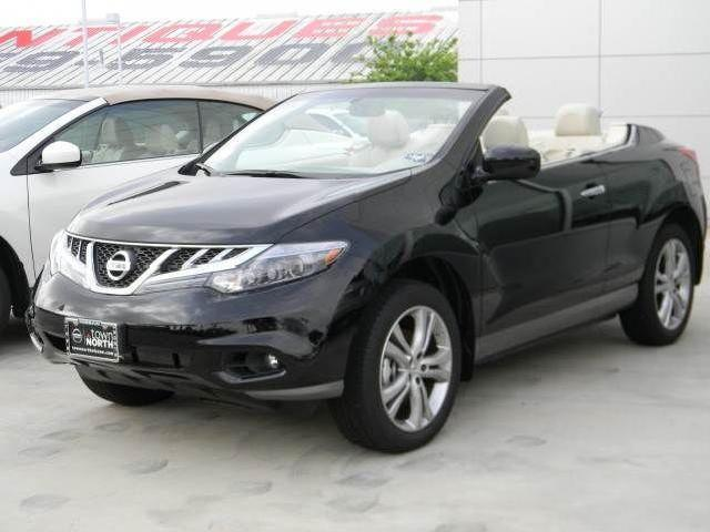 convertible nissan murano crosscabriolet austin mitula cars. Black Bedroom Furniture Sets. Home Design Ideas
