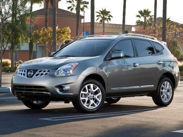 2011 Nissan Rogue T