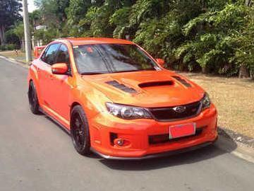 2011 subaru wrx sti for sale. Black Bedroom Furniture Sets. Home Design Ideas