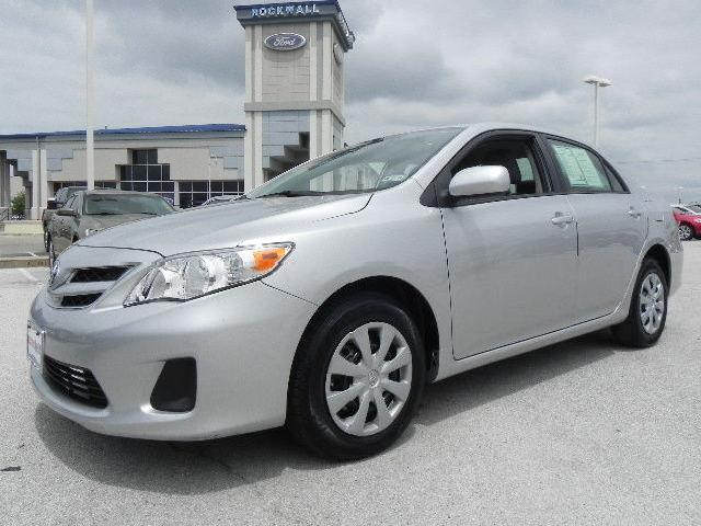 Toyota Rockwall >> Toyota Corolla LE Silver - 9 2011 Toyota Corolla LE Used Cars in Silver - Mitula Cars with pictures
