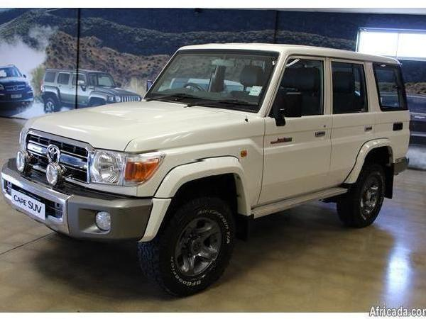 toyota land cruiser 4x4 western cape mitula cars. Black Bedroom Furniture Sets. Home Design Ideas