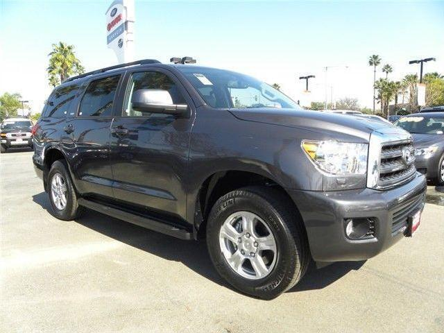 2011 Toyota Sequoia Used Cars In California Mitula Cars
