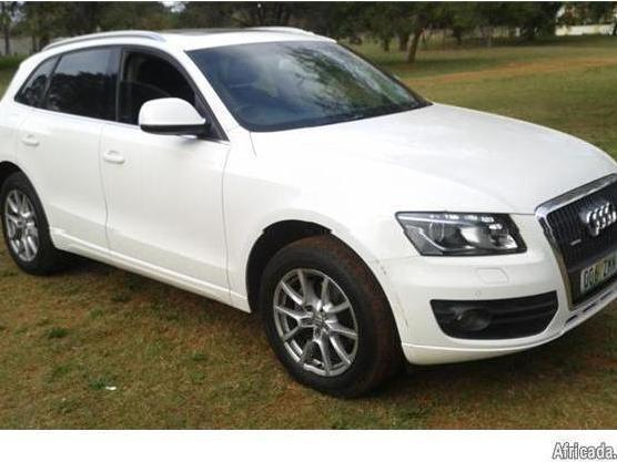 Used 2016 audi q5 30 tdi for sale cape town