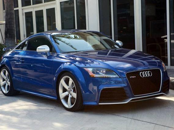 Blue Audi Tt Rs Used Cars Mitula Cars