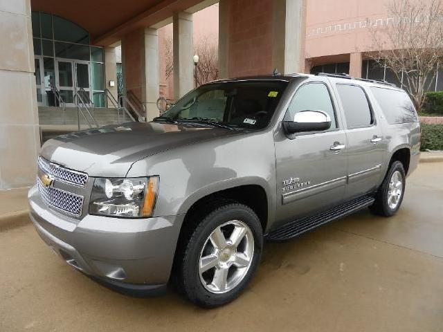 2012 <strong>Chevrolet</strong> <strong>Suburban</strong> 1500 Lt New Back Up Camera Dvd Bose Loaded
