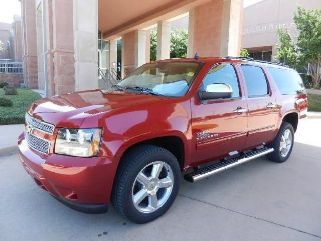 2012 <strong>Chevrolet</strong> <strong>Suburban</strong> Half Ton Lt New <strong>Texas</strong> <strong>Edition</strong> Satellite Radio Abs
