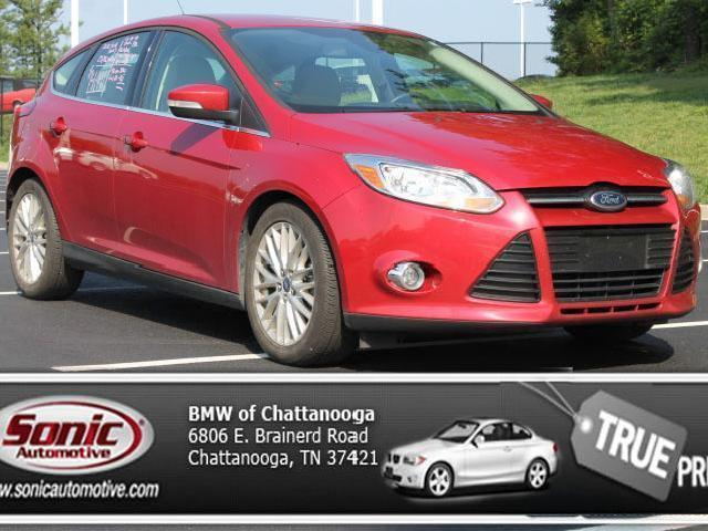 Nissan Gallatin Tn Ford focus sel red 2012 tennessee | Mitula Cars