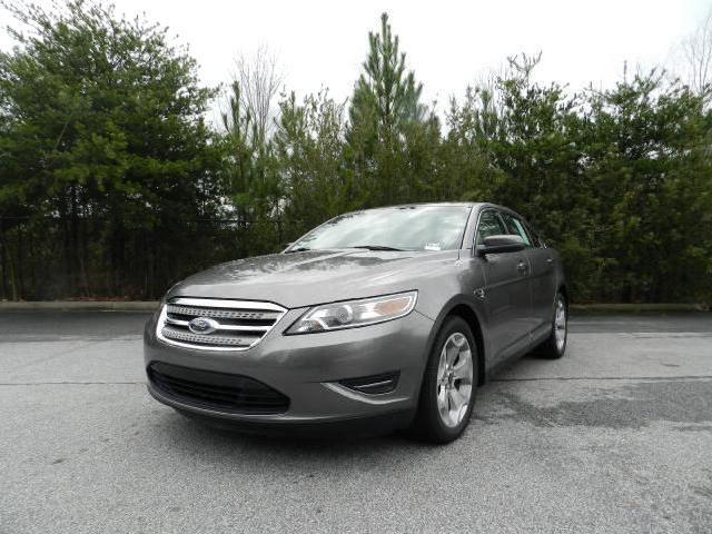 2012 Ford Taurus 4dr Sdn Sel Fwd & Ford Stone Mountain - 50 gray Ford Used Cars in Stone Mountain ... markmcfarlin.com