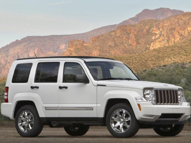 Sunroof Jeep Liberty Sport Used Cars In California
