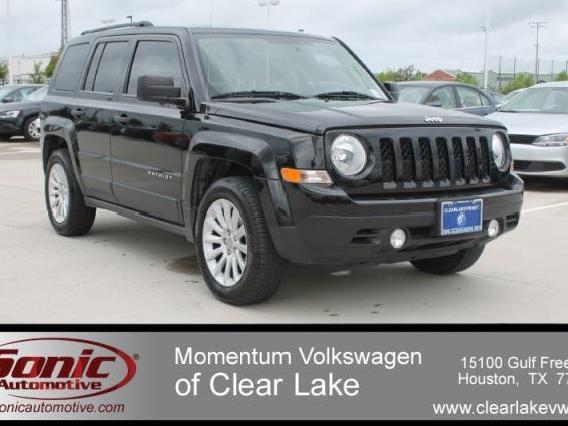jeep patriot 2012 houston with pictures mitula cars. Black Bedroom Furniture Sets. Home Design Ideas