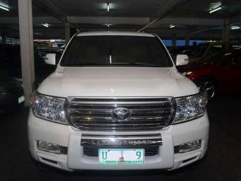 2012 land cruiser gxr dubai version