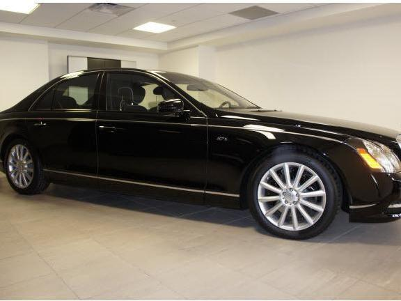 <strong>2012</strong> <strong>Maybach</strong> 57