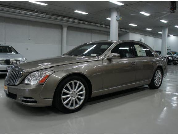 <strong>2012</strong> <strong>Maybach</strong> 57s 4dr Sdn