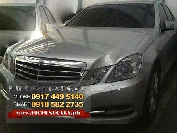 Ml270 cdi metropolitan area used cars in manila mitula cars for Mercedes benz high end suv