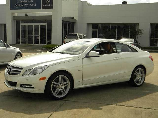 Beige mercedes benz e class used cars in beaumont mitula for 2012 mercedes benz e class coupe
