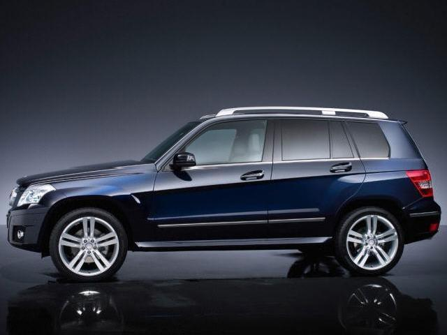Leather Mercedes Benz Glk Class Used Cars In New York
