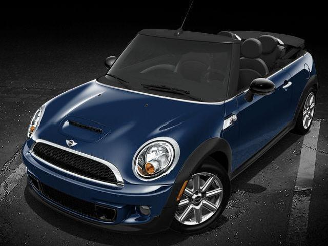 Used Mini Cooper Convertible >> Ice blue convertible Mini Cooper S Used Cars - Mitula Cars