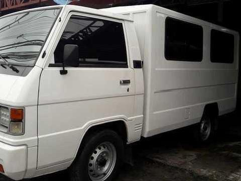 2012 Mits. L300 Fb Van Exceed Body Dual Aircon Rush. Now Only P490k
