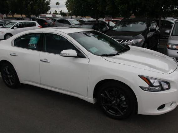 Nissan Tires And Rims 2012 Nissan Maxima 4dr Sdn V6 Cvt 3.5 S