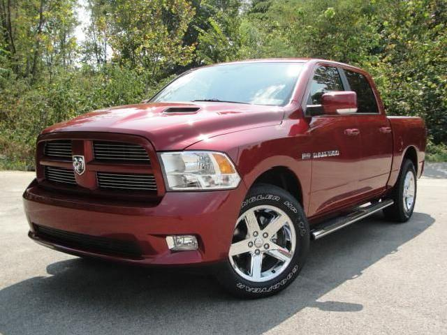 red 2012 dodge ram 1500 used cars in tennessee mitula cars. Black Bedroom Furniture Sets. Home Design Ideas