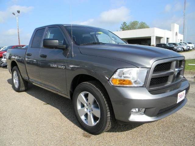 Randall Noe Jeep Dodge ram 1500 gray commerce with Pictures | Mitula Cars