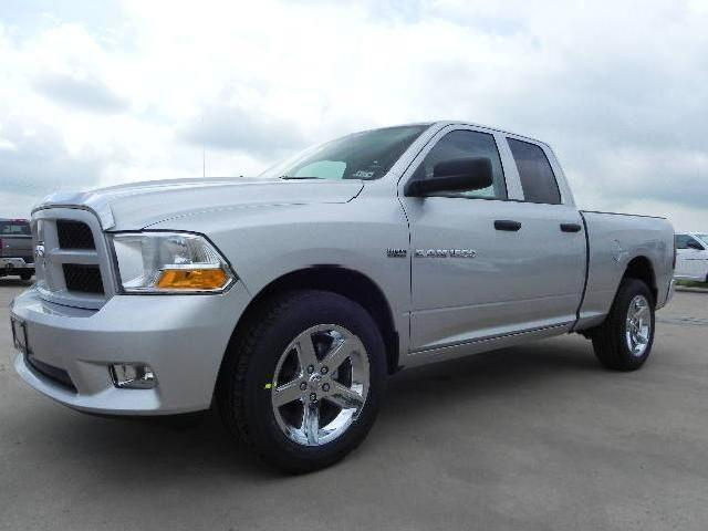 Silver 2012 Terrell Dodge Ram 1500 Used Cars Mitula Cars