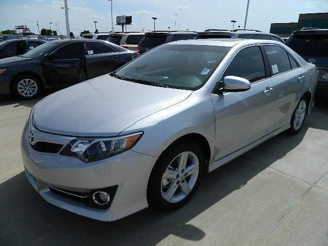 Silver Automatic Toyota Camry Se Used Cars In Oklahoma
