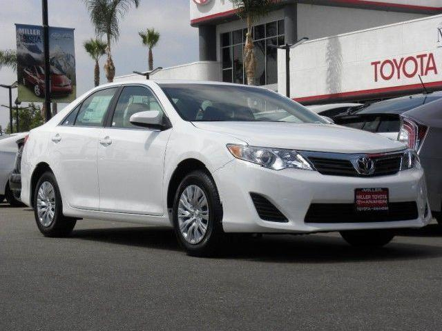 White Toyota Camry Used Cars In Anaheim Mitula Cars