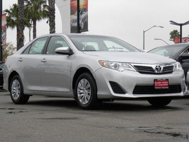 Toyota Camry Silver Metallic Anaheim Mitula Cars