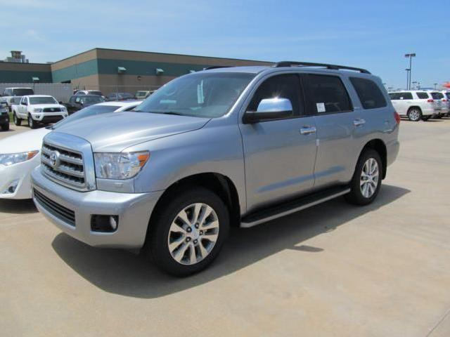 toyota sequoia 2012 oklahoma city mitula cars. Black Bedroom Furniture Sets. Home Design Ideas
