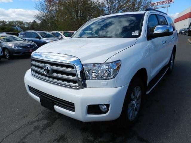 Toyota Sequoia 2012 Massachusetts Mitula Cars