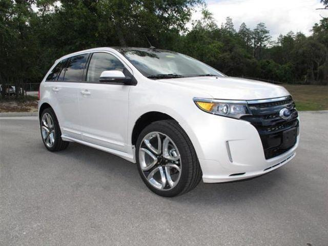 2013 ford edge used cars in tarpon springs mitula cars. Black Bedroom Furniture Sets. Home Design Ideas