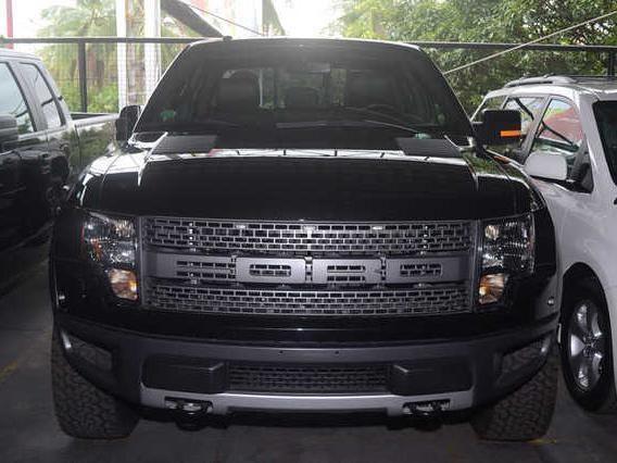 2013 ford f150 raptor svt