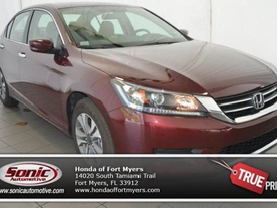 honda accord red 2013 fort myers mitula cars. Black Bedroom Furniture Sets. Home Design Ideas