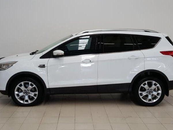 ford kuga white automatic mitula cars. Black Bedroom Furniture Sets. Home Design Ideas