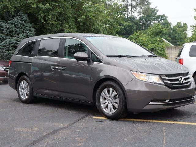 honda odyssey ex used cars in michigan mitula cars. Black Bedroom Furniture Sets. Home Design Ideas