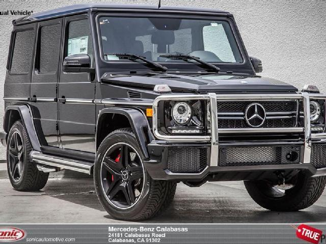 Mercedes benz g class used cars in calabasas mitula cars for Mercedes benz g class black